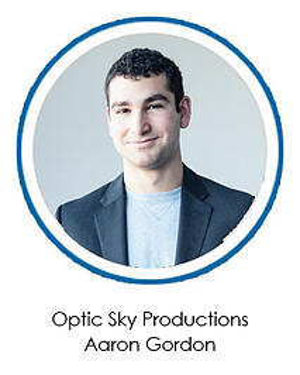 Optic Sky - Aaron Gordon Headshot