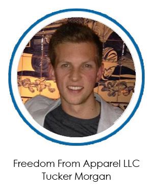 Make a Difference With Business Cards: Freedom From Apparel LLC