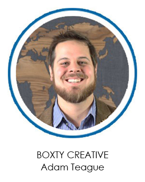Clear Business Card That Lift BOXTY CREATIVE To A New Level