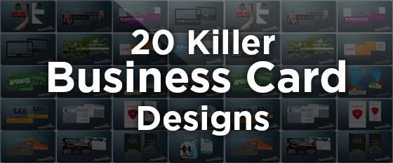 20 killer plastic business card designs headline 20 business card designs flashek Images