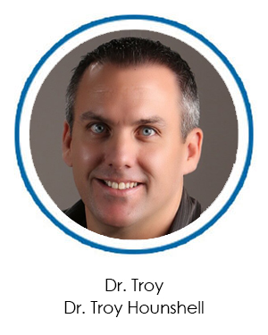 Inspiration for Home Based Business Cards with Dr. Troy