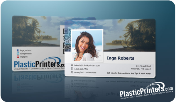 Free facebook business cards get your templates now facebook card example accmission Gallery