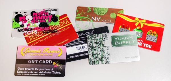 Gift Certificates vs. Gift Cards