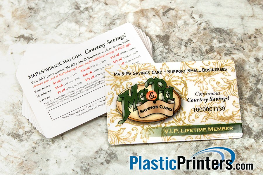 How to put together a successful Discount Card program