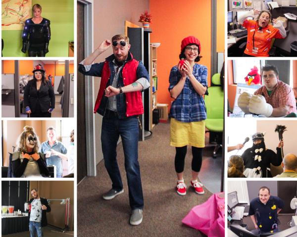 2014 PlasticPrinters.com Halloween Costume Contest