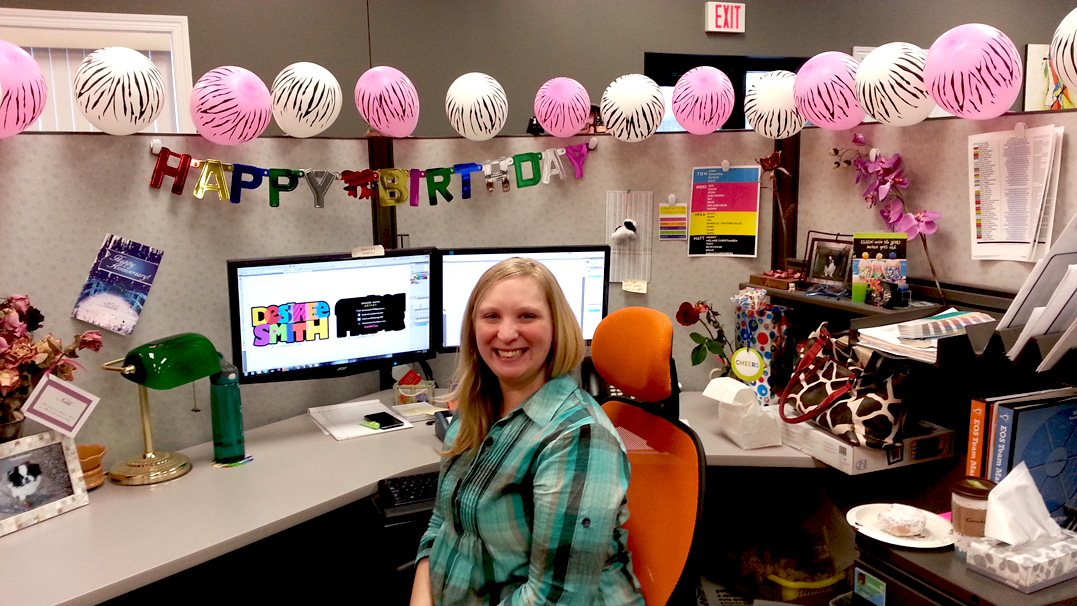 PlasticPrinters.com Knows How to Celebrate a Birthday