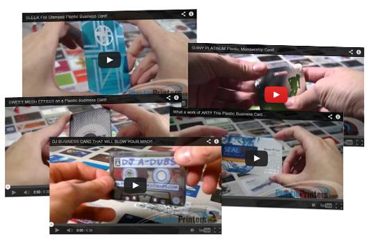 Plastic Printers Top 5 Videos
