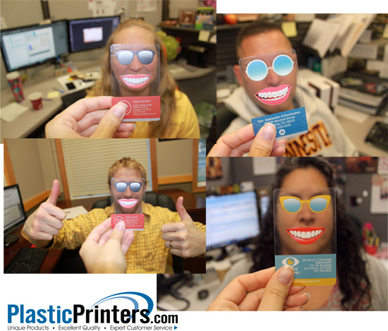 How to Create a Viral Marketing Tool with Plastic Business Cards!