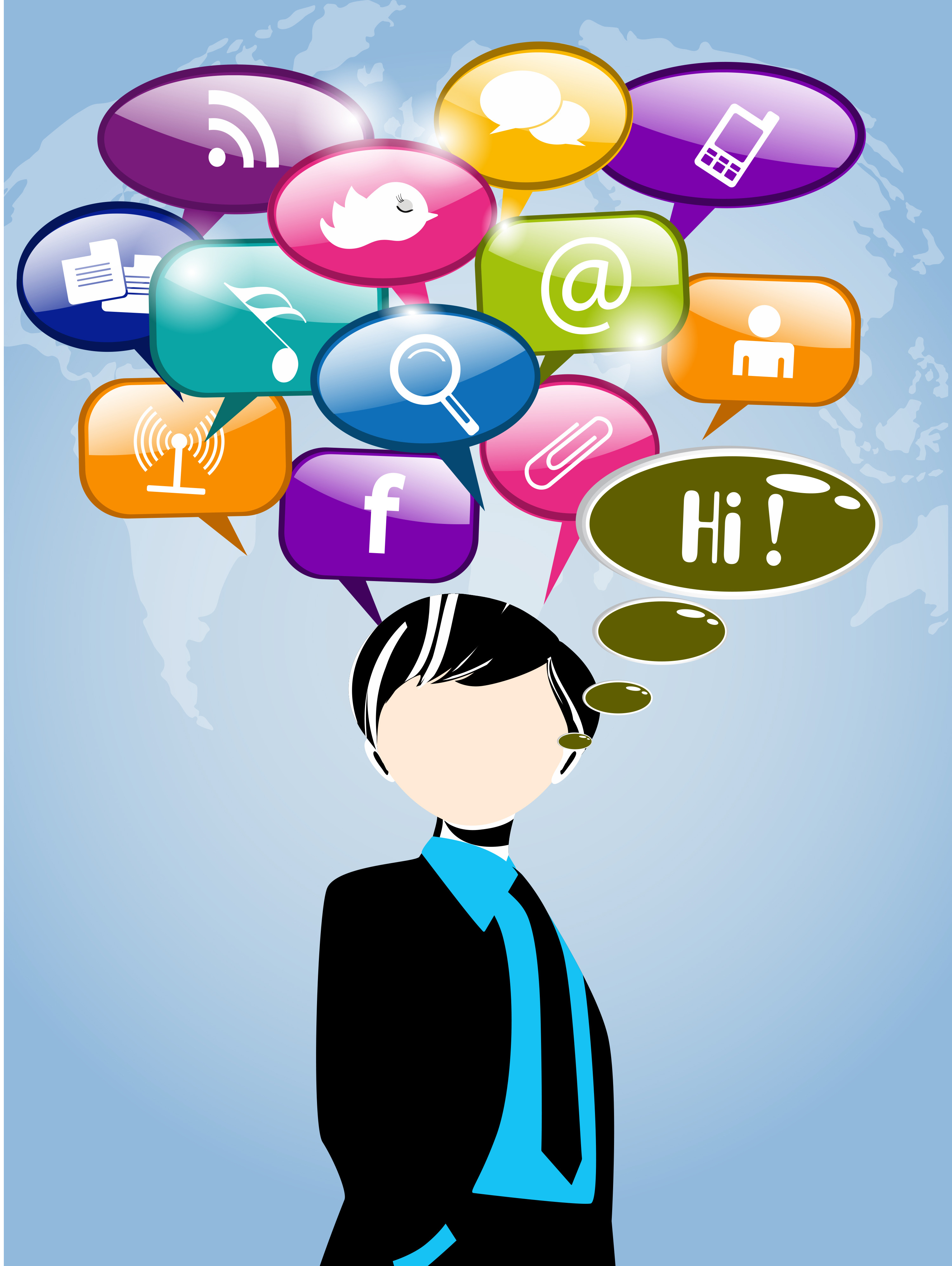 social, networking, facebook, instagram, twitter, expos, email, text