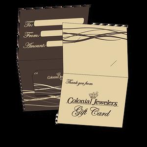 gift card backer, holder
