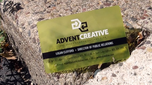 How Do You Create Amazing Business Cards? Here's 4 Quick Tips