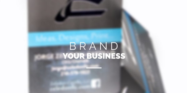 Business Branding with Foil Business Cards