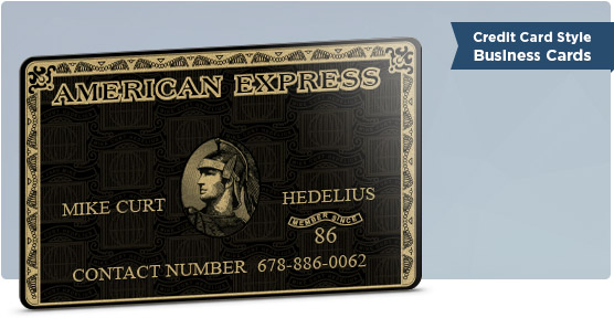credit card business card 1