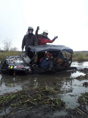 Why You Shouldn't (Or Should?) Go 4 Wheeling on a Rainy Day