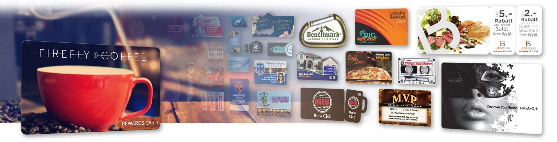 Plastic Printers in-house plastic card printing process allows us to be flexible, fast and accurate!
