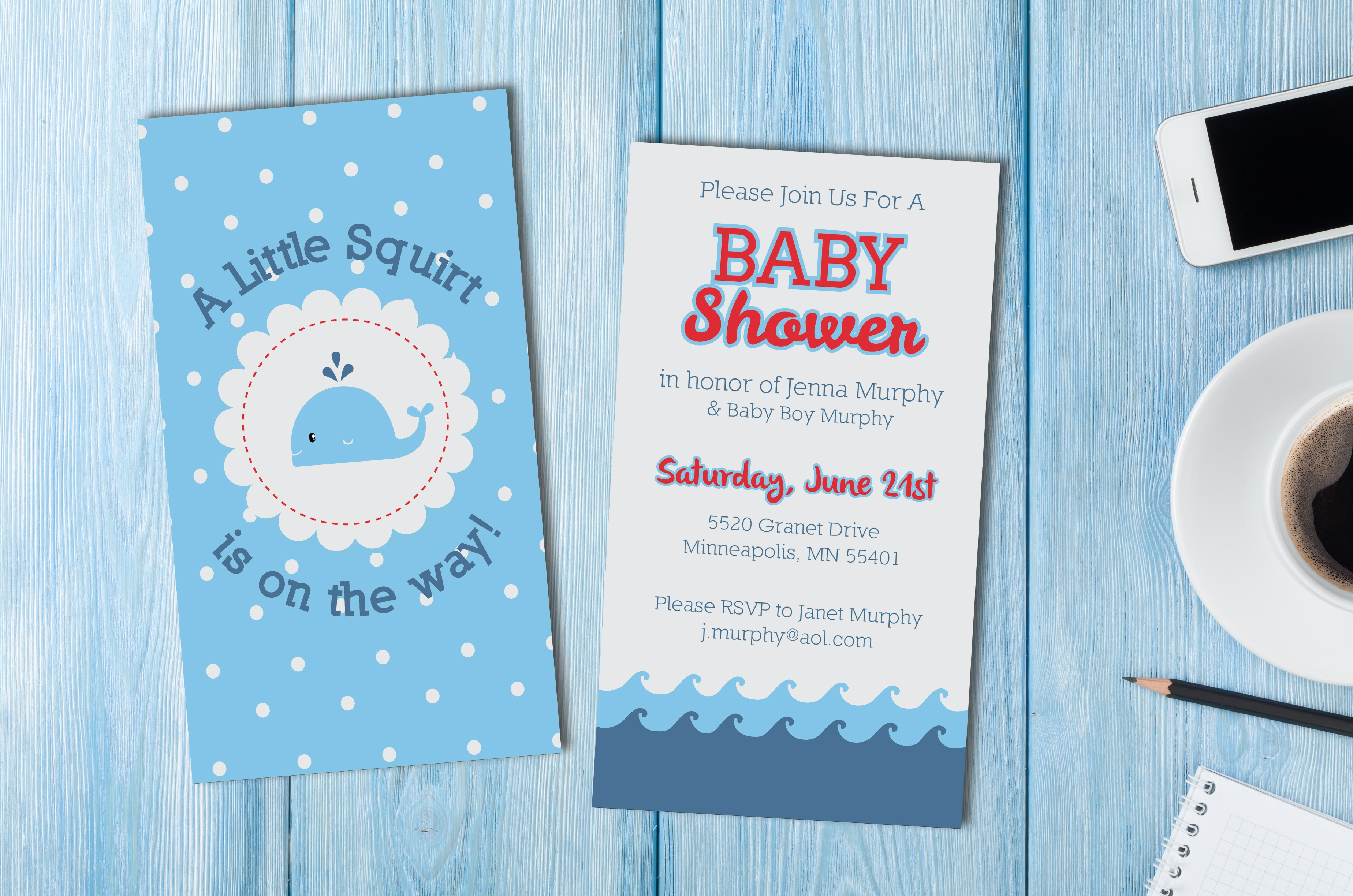 little-squirt-whale-baby-shower-invite