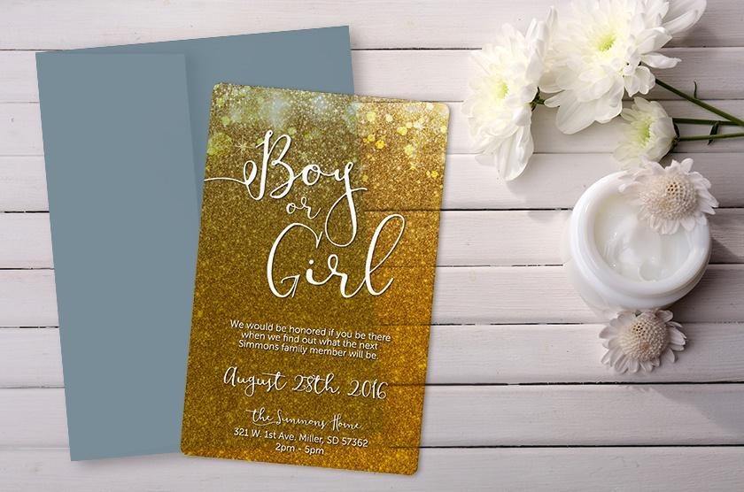gold-glitter-gender-reveal-invitation