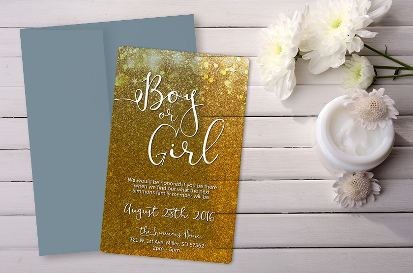 gold-glitter-gender-reveal-invitation