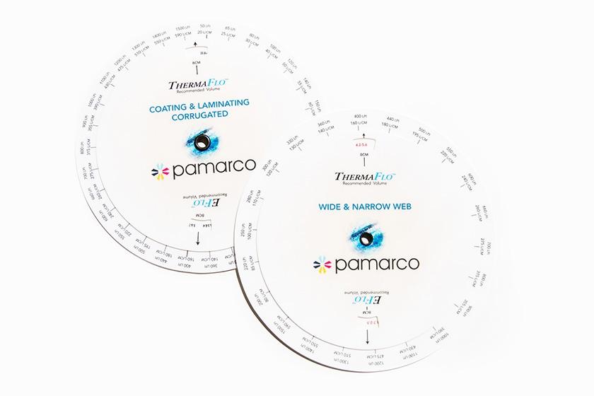 Spinning Circle Die Cut Cards