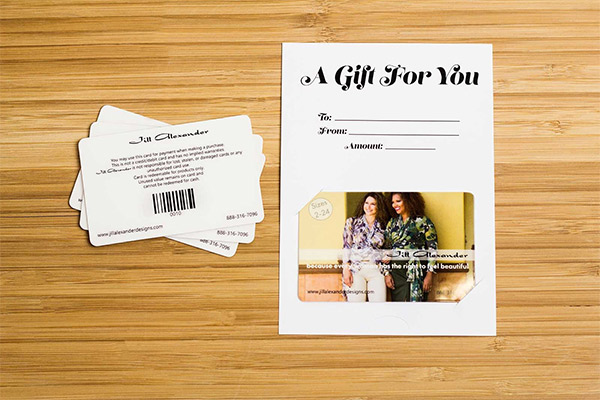 How To Accessorize Your Gift Card Program With Gift Card Holders
