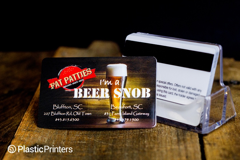 Brewery Marketing Cards