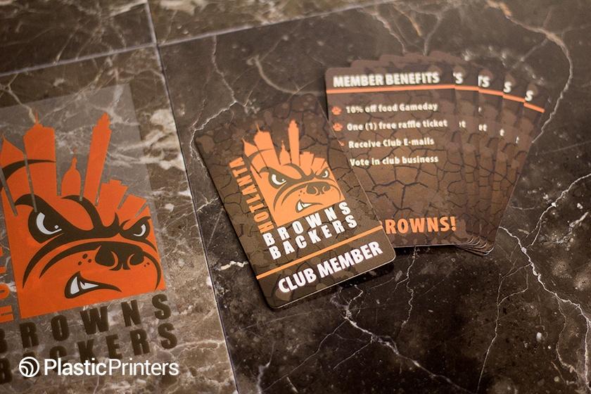 Membership Benefits Cards