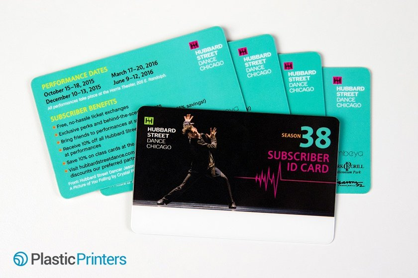Subsciption Cards