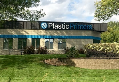 Plastic Printers location in Hastings, Minnesota