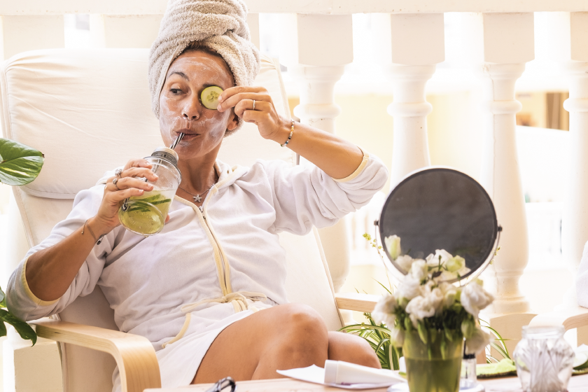 Market your spa as an experience this holiday season
