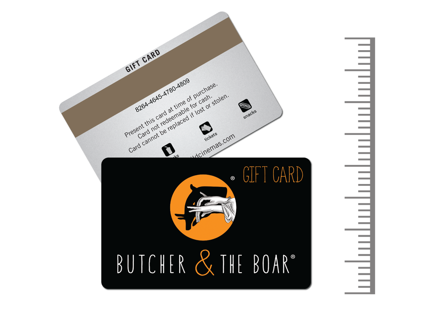 Business Gift Cards
