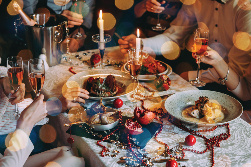 Host events at your restaurant this holiday season