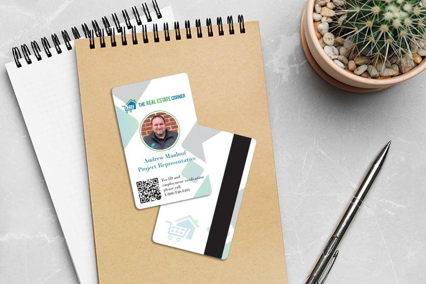 ID Card Magnetic Stripe