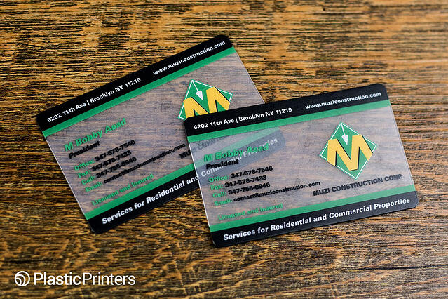 Top 10 business card ideas for construction marketing matte business cards colourmoves