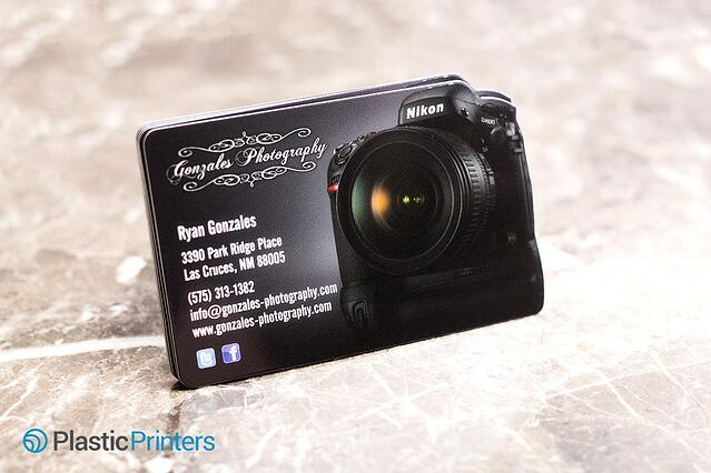 Top 10 photography business cards unique custom shape plastic card colourmoves Choice Image