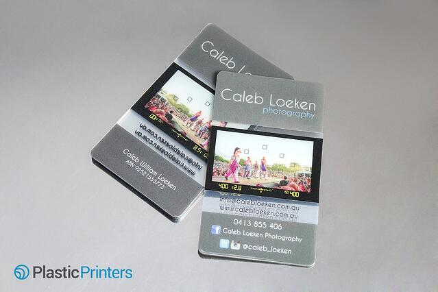 Top 10 Photography Business Cards