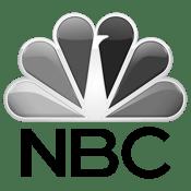NBC National Broadcasting Company Logo