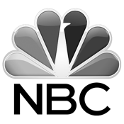NBC National Broadcasting Company Logo