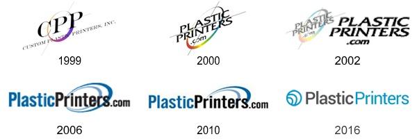 Plastic Printers Logo Designs