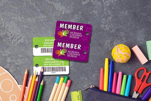 Example of Custom Key Tags by Plastic Printers, Inc.