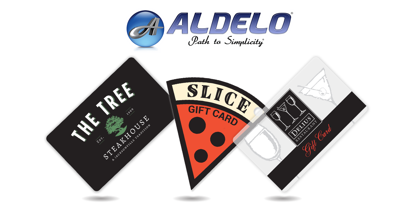 Custom Gift Cards that are Optimized to work with Aldelo