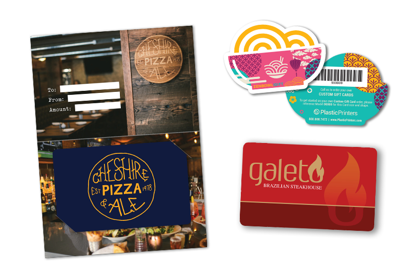 Aldelo Gift Cards for your Restaurant POS