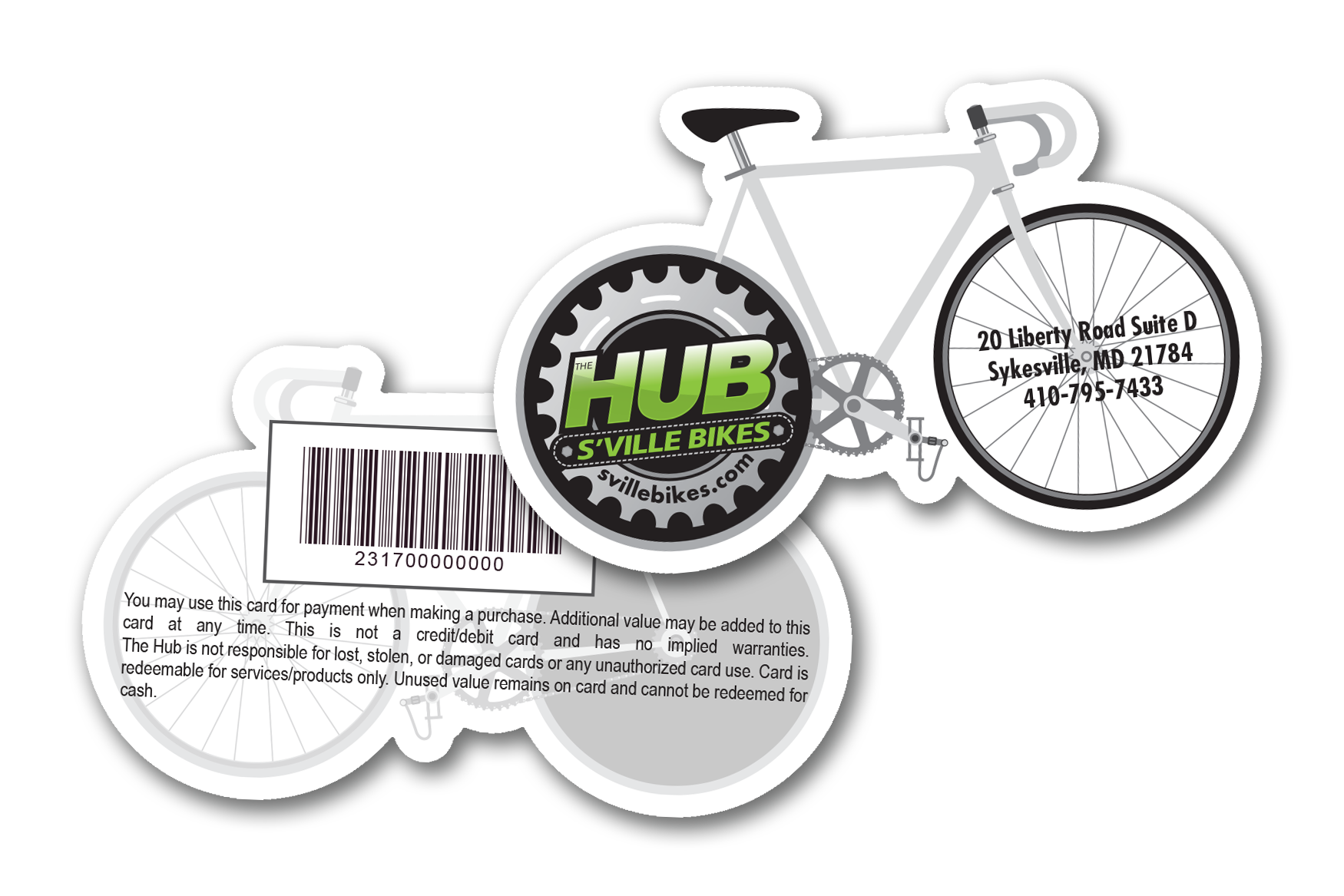 Gift-Card-Barcode-Bike-Shape-SV-Bikes-KT8863-J080821.png