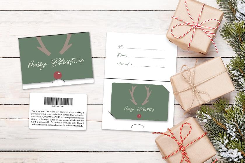 Christmas - Merry Christmas Reindeer