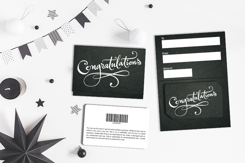 Congratulations - Congratulations Chalk Calligraphy