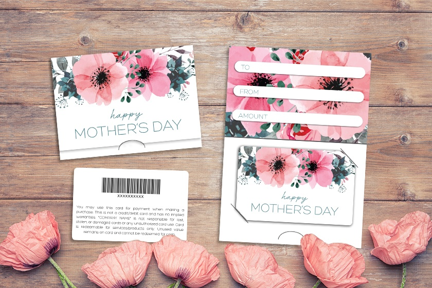 Mother's Day - Happy Mother's Day Poppies