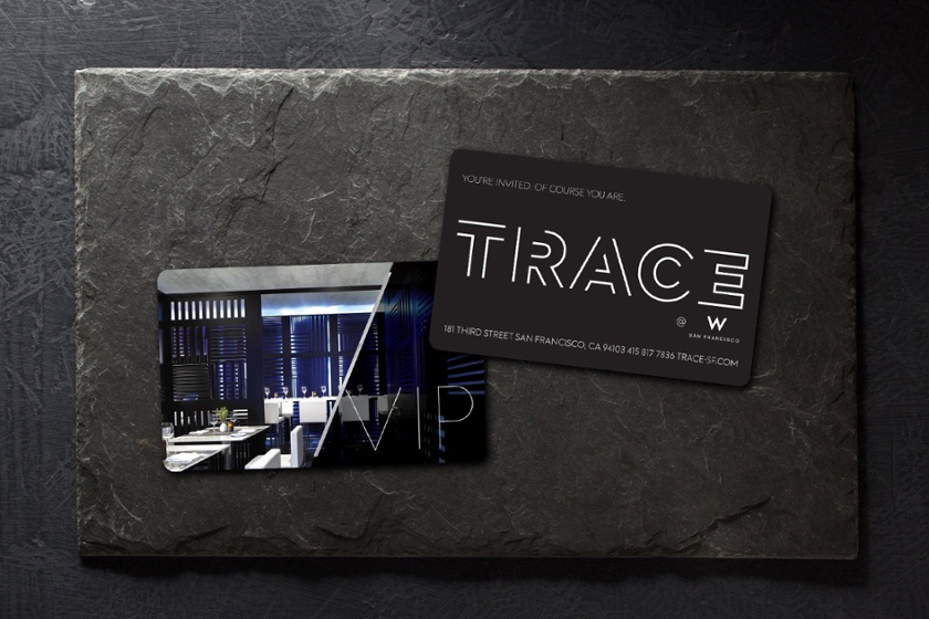 Example of VIP card for a Hotel
