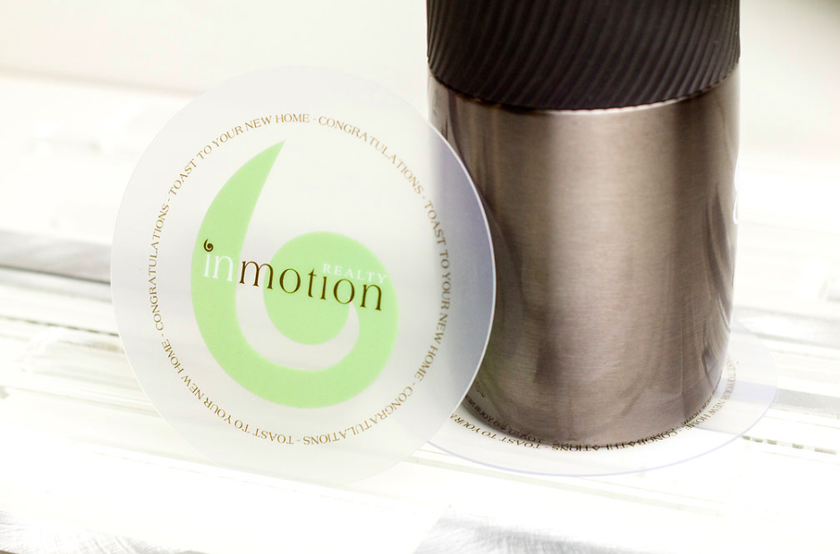 custom-frosted-coaster-green-swirl-inmotion-realty.jpg