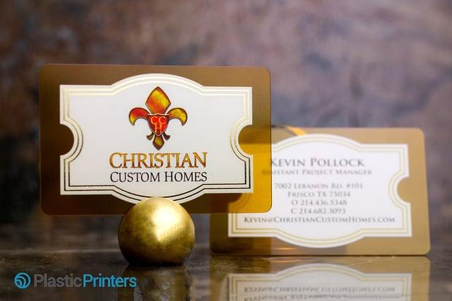 Top 10 gold foil business cards satin foil business card christian custom homesg colourmoves