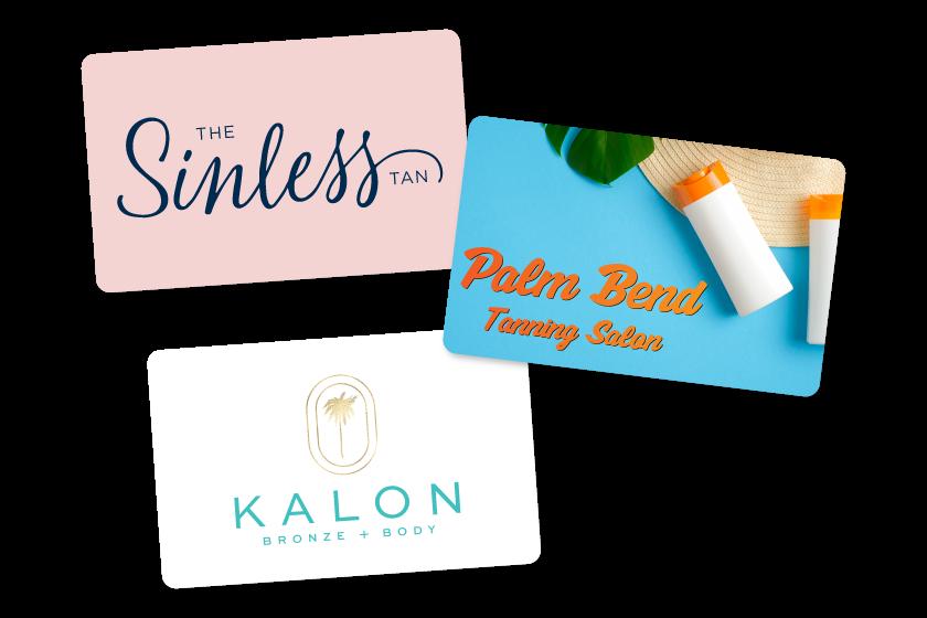 Custom gift cards for Tan-Link