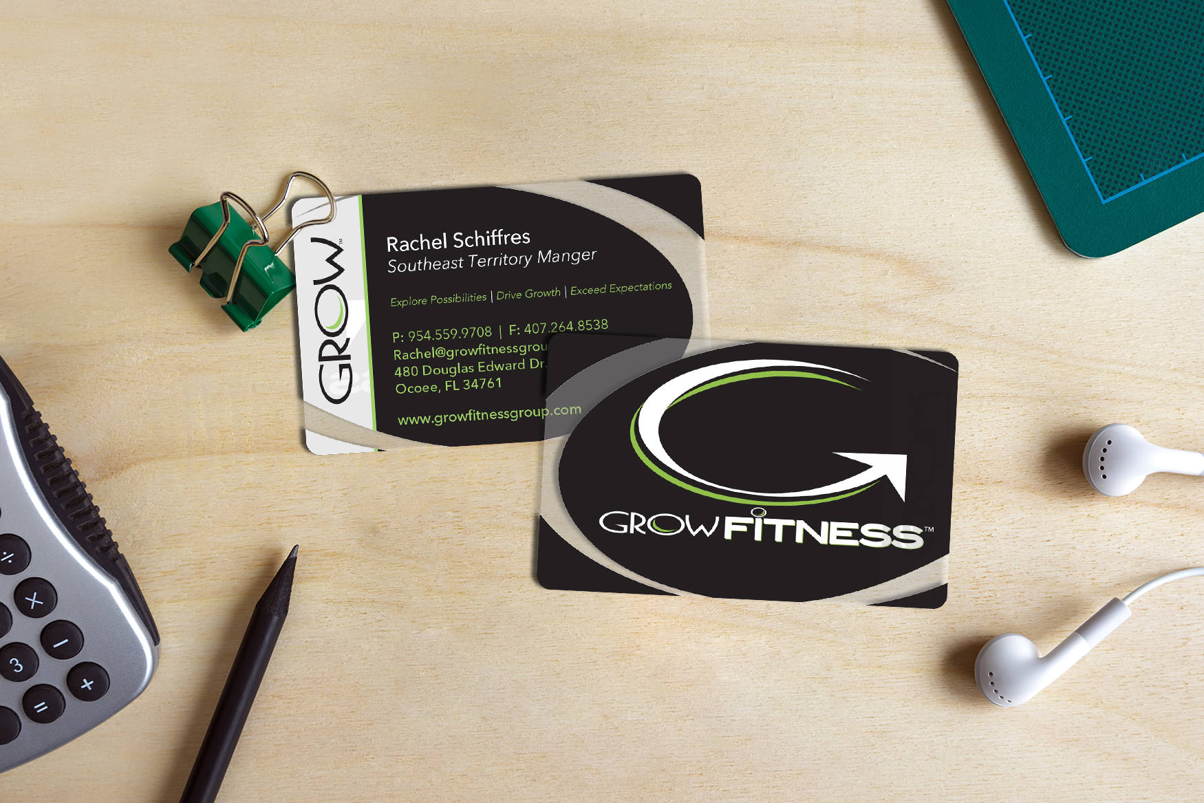 Plastic Business Cards that WOW for your Customers